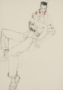 Mick H. (Full Figure), 1980-82