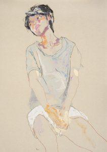 Nobu (White Shorts), 2016