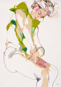 Arthur (Green on Green), 2002-2005