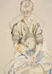 Matteo B. (Hands in Lap), 2014-15