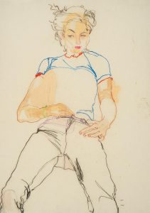 Arthur (Blue and Red T-shirt), 2002-05