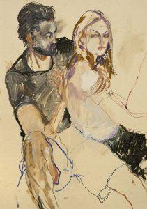 Asad & Sarah (Leaning into Him), 2016