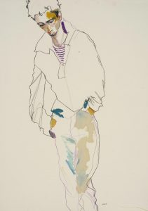 George (Standing – Hands in Pocket), 1999