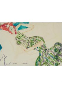 Manon (Lying Down – Jenny P Dress), 2010