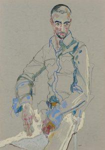 Craig (Sitting – Blue Jacket), 2012