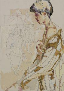 Nobu (Profile, Stripes – Studio), 2015