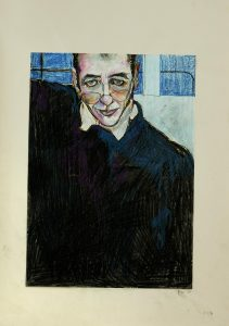 Self Portrait, 1992