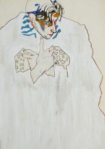 Stuart (Head & Hands), 1992