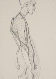 Stephan (Nude), 1992