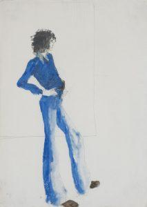 Man in Blue, 1970-74