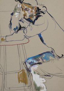 Tom Cawson (Sittting), 1998-00
