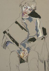 Arthur (Sitting), 2002-05