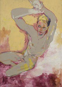 Robert (Nude, Lying), c. 1990