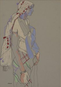Boy (Knitted Hoodie), 2002