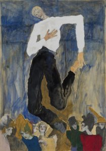Mike (Floating), c. 1990